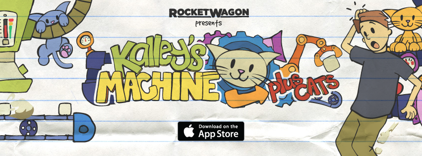 Kalley's Machine Plus Cats