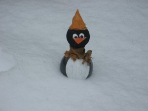 Lonely Little Penquin